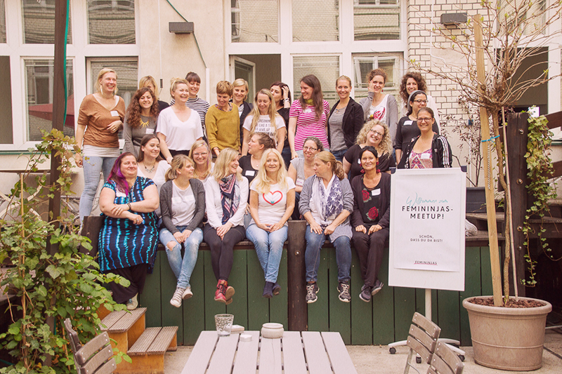 Heldinnen-Interview #5: Femininjas – Der Coworking-Space für Frauen